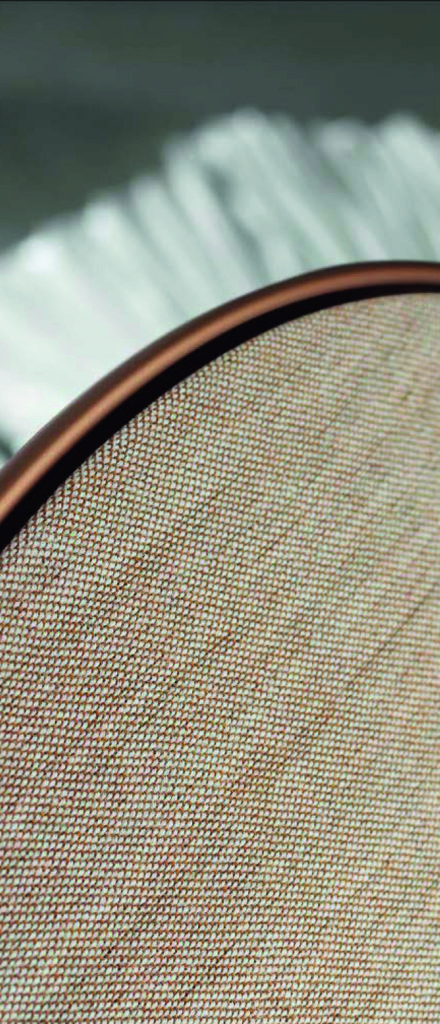 Beoplay A9 detail - Bronze Collection