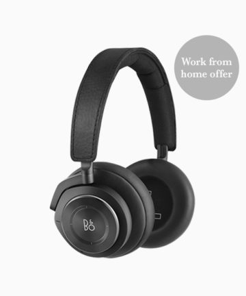 B&O Beoplay H9 - Hovedtelefoner - Work From Home offer