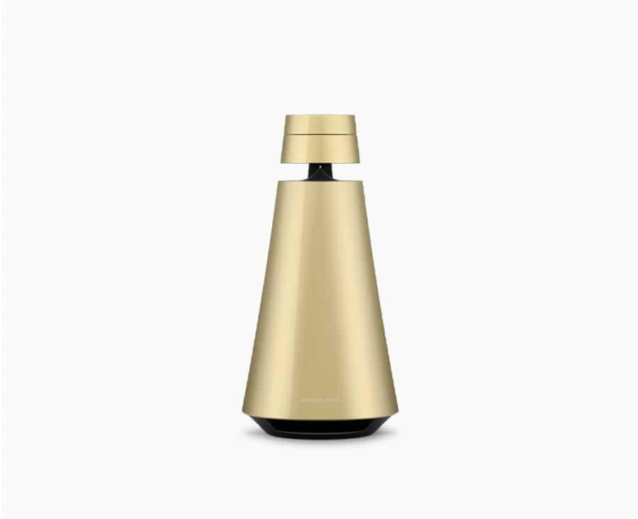 B&O Beosound 1 - Messing - Musiksystemer - Produktbillede