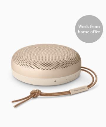 B&O Beosound A1 - Bluetooth Højttalere_Produktbillede - Work From Home Offer