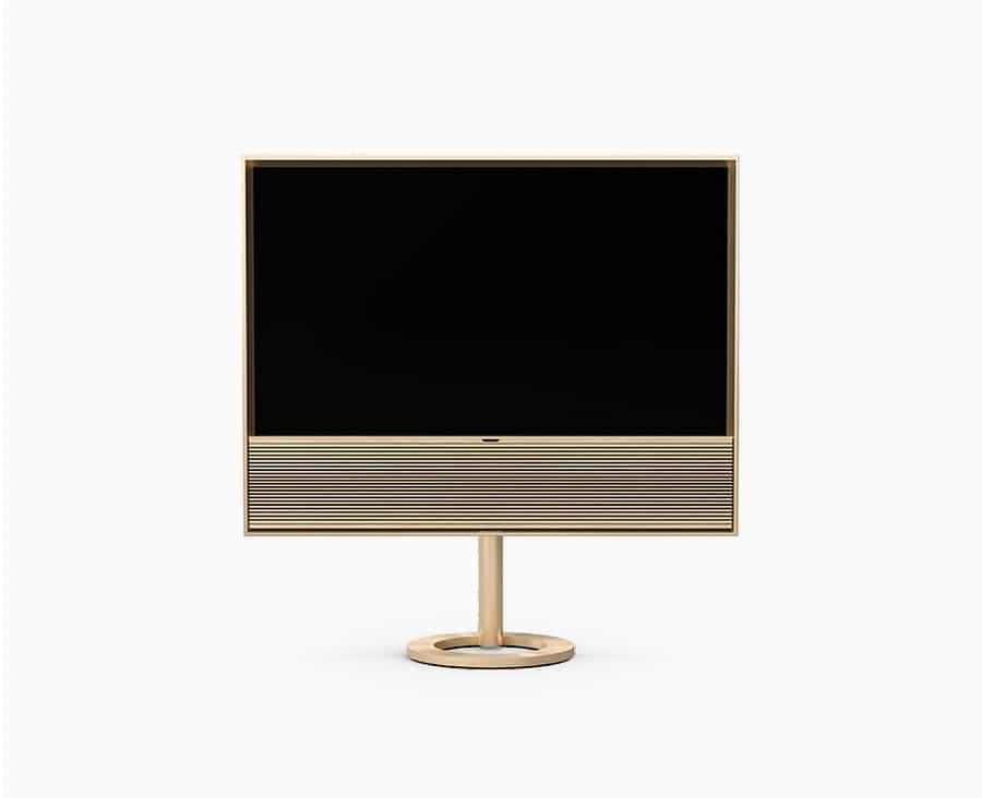 B&O Beovision Contour - Gold Tone - Smart TV - Hero