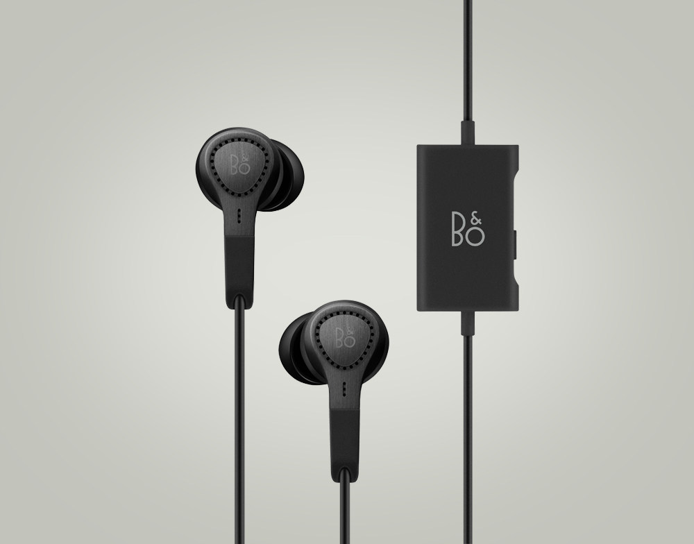 45a11652656 B&O PLAY - BeoPlay E4 - Earphones with ANC