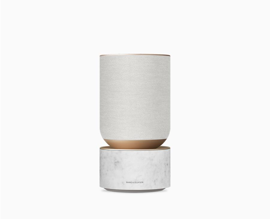 Bang & Olufsen - Beosound Balance Gold Tone - Højttalere - Produktbillede