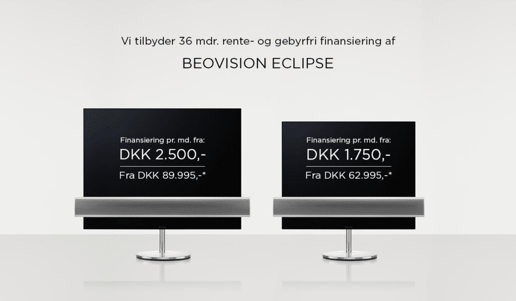 BeoVision Eclipse - Finansiering 36 mdr