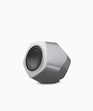 Beolab 20 Silver - Subwoofer - Produktbillede