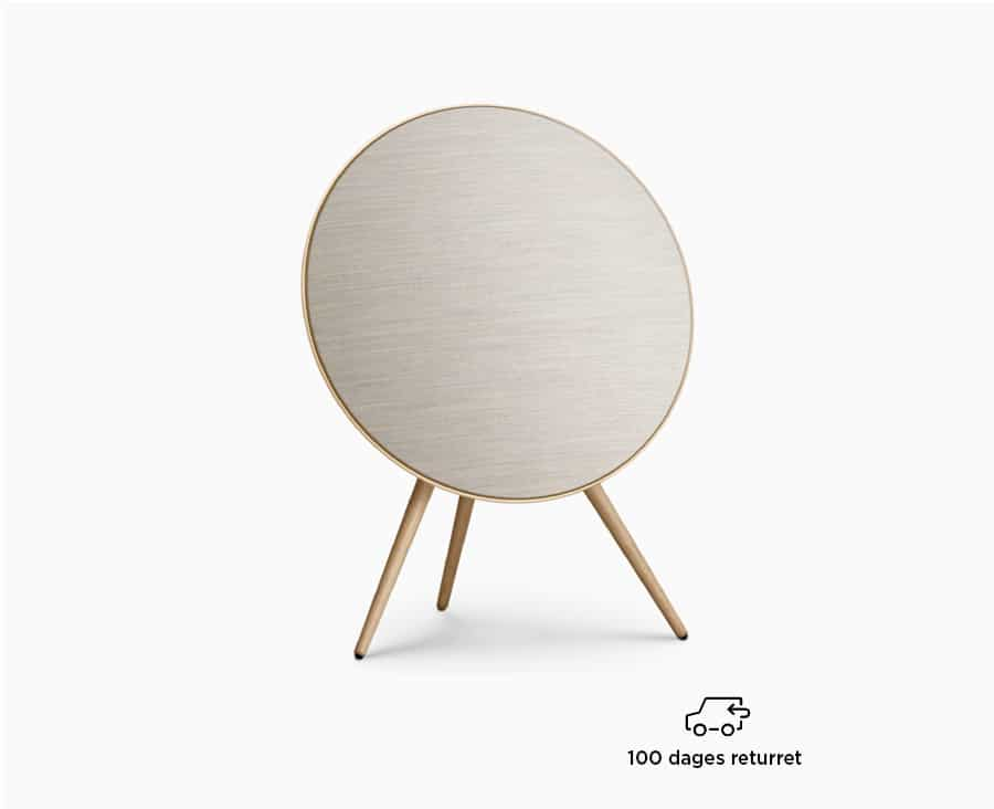 Beoplay A9 Gold Tone - 100 dages returret