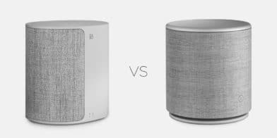 Beoplay M3 vs Beoplay M5