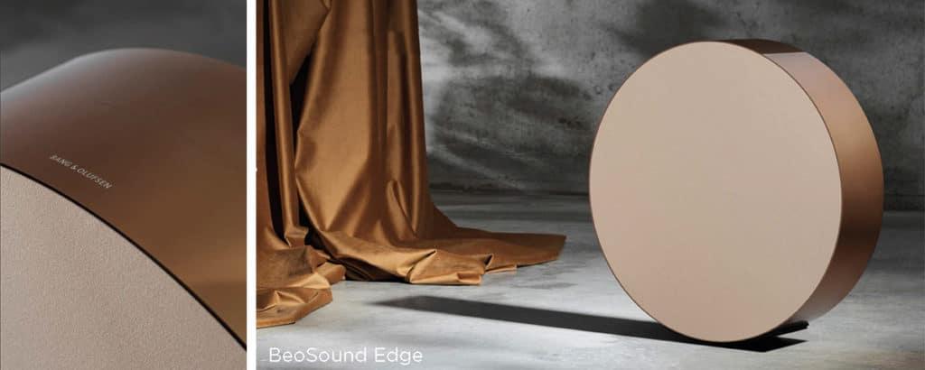 Bronze Collection 2018 - BeoSound Edge