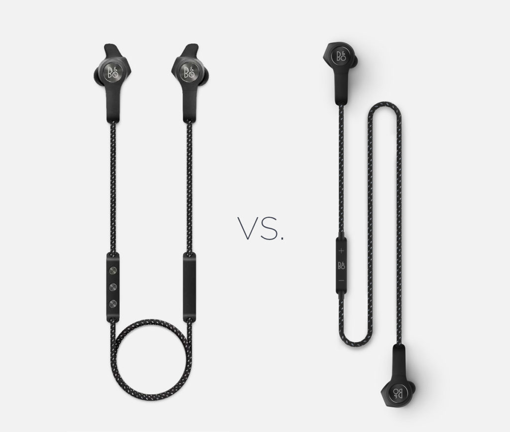 Beoplay E6 vs. Beoplay H5