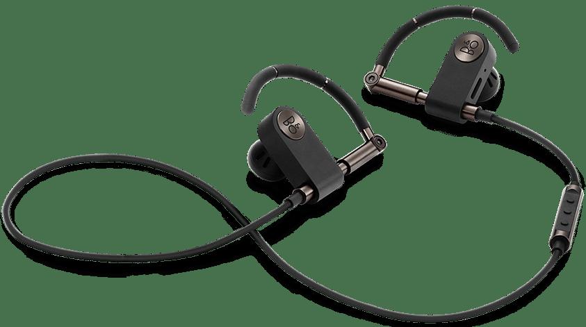 Earset Graphite Brown - Trådløse earphones