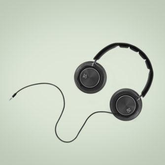 Kort lydkabel til høretelefoner - Tilbehør - Produktbillede