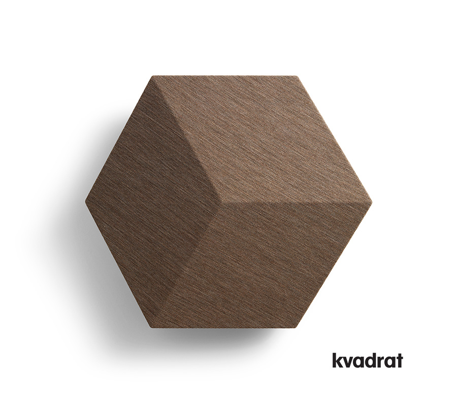 Kvadrat - Brown - BeoSound Shape