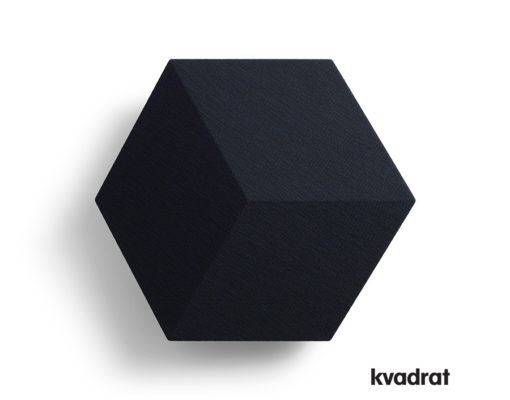 Kvadrat - Dark Blue - BeoSound Shape
