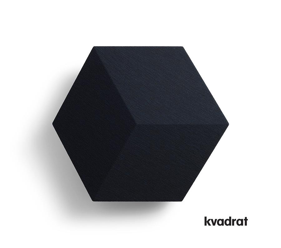 Kvadrat - Dark Blue - BeoSound Shape