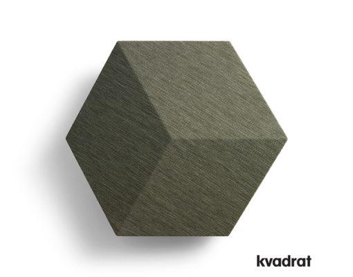 Kvadrat - Moss Green - BeoSound Shape