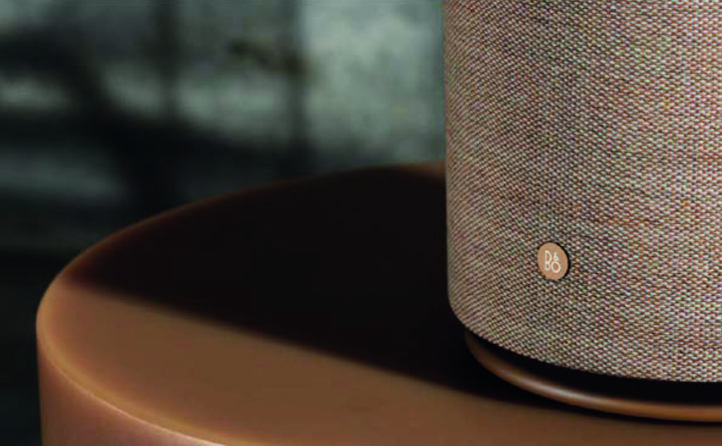 Beoplay M5 detail - Bronze Collection