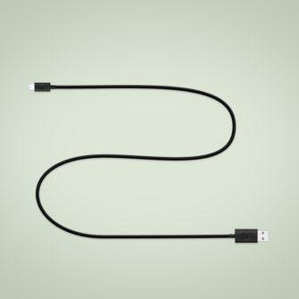 USB-C kabel til opladning - Tilbehør - Produktbillede