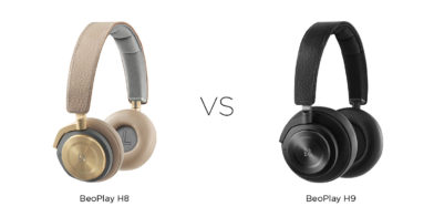 BeoPlay H8 vs. BeoPlay H9