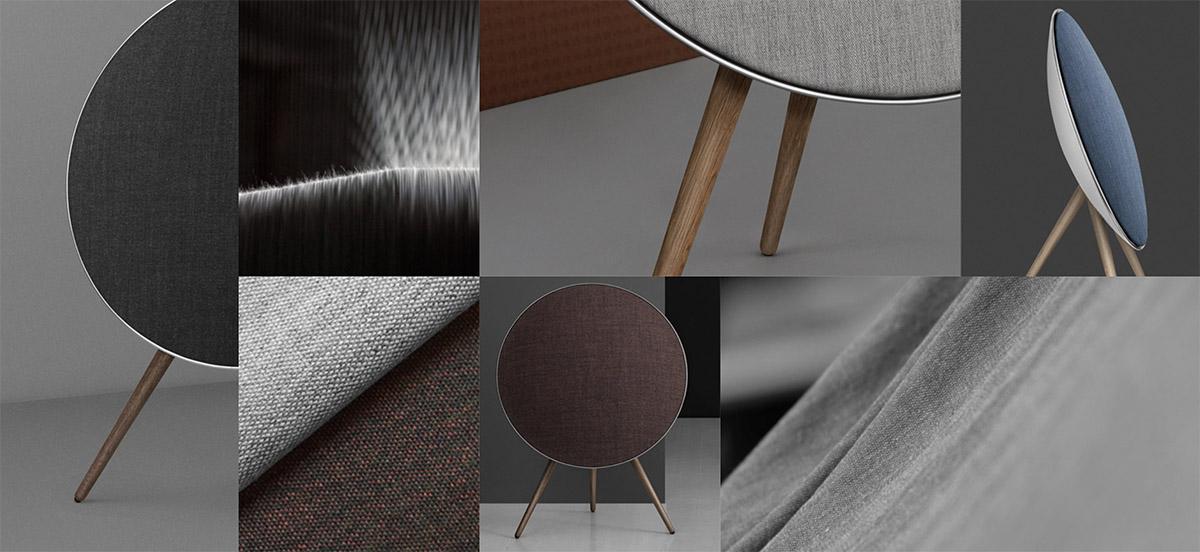 kvadrat covers beoplay a9 bang olufsen bocopenhagen. Black Bedroom Furniture Sets. Home Design Ideas