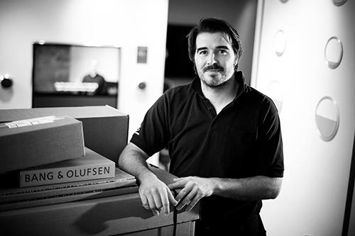 Peter Doyle, Installatør i B&O Lyngby